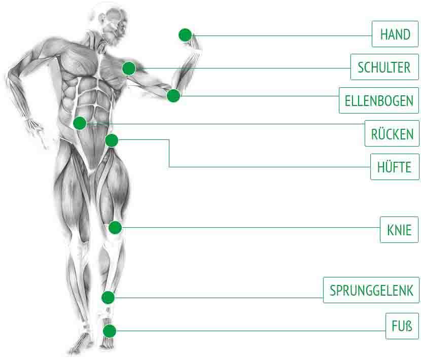 Sport Orthopädie Rosenheim Spezialgebiete
