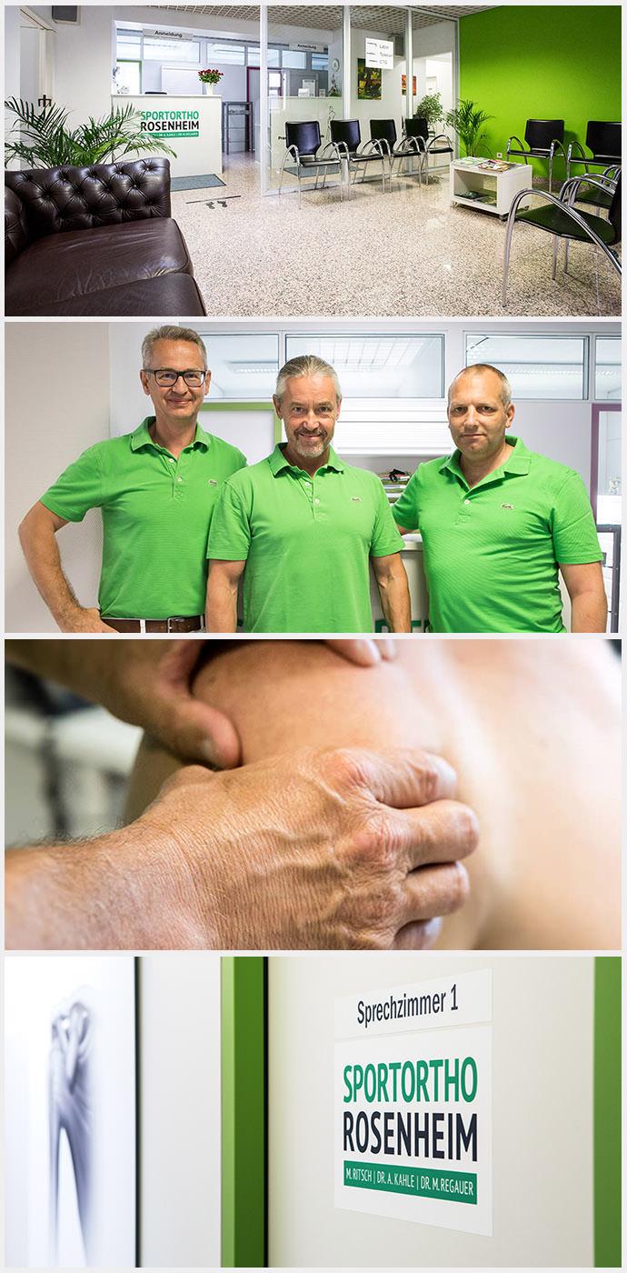 Orthopädie Rosenheim Kahle, Ritsch und Regauer