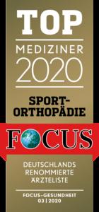 Top Sport-Orthopäden in Deutschland.