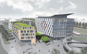 Umzug Sportortho Rosenheim in das neue Ärztehaus im Herbst 2020