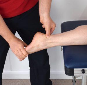 Die Achillessehnenruptur als häufige Verletzung - Sportorthopädie Rosenheim